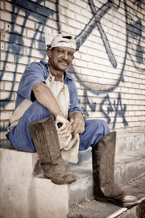 photoblog image Workingman's Blues